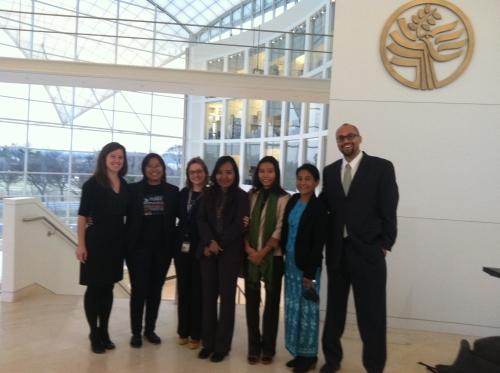 Burmese Delegation USIP